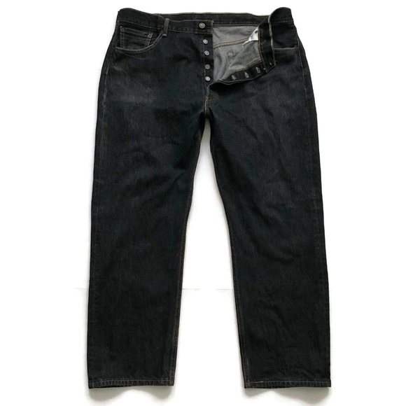 5f3d97b1 Levi's Jeans | Levis 501 Mens Straight Leg Button Fly | Poshmark